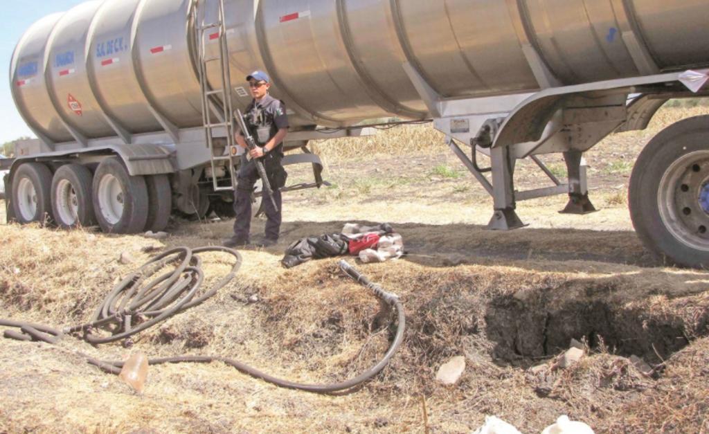 Inicia encoframiento de ductos de Pemex en Hidalgo