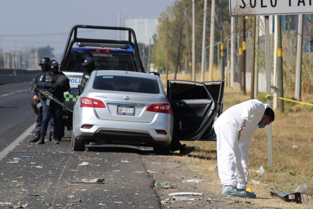 Enfrentamiento deja al menos nueve muertos en Villagrán, Guanajuato