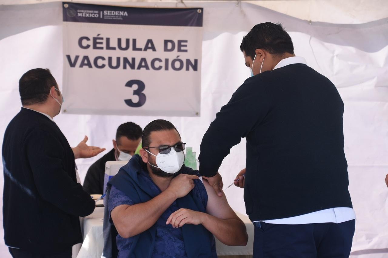 Arranca hoy en Durango el plan de vacunación contra Covid