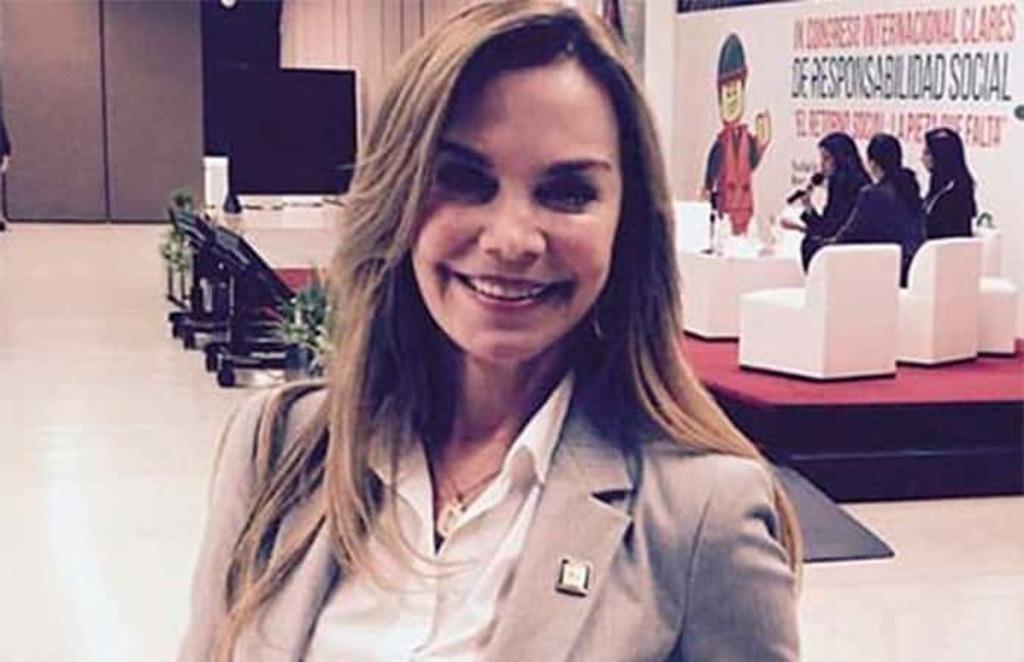 Gabriela aspira a ser diputada federal