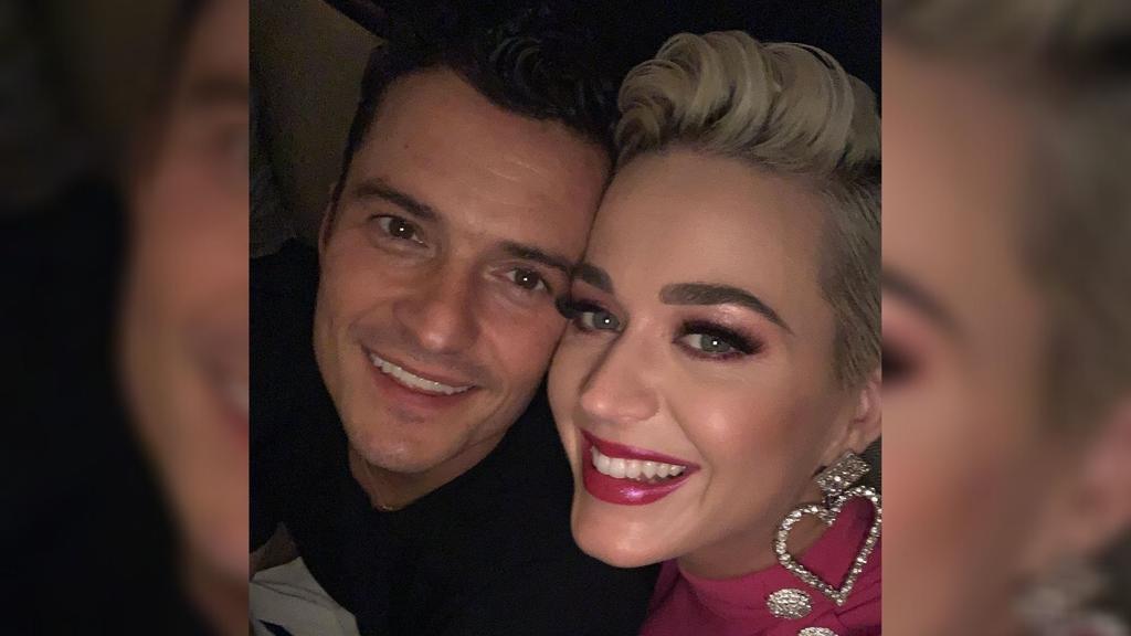 Así celebra Katy Perry los 44 años de Orlando Bloom en redes