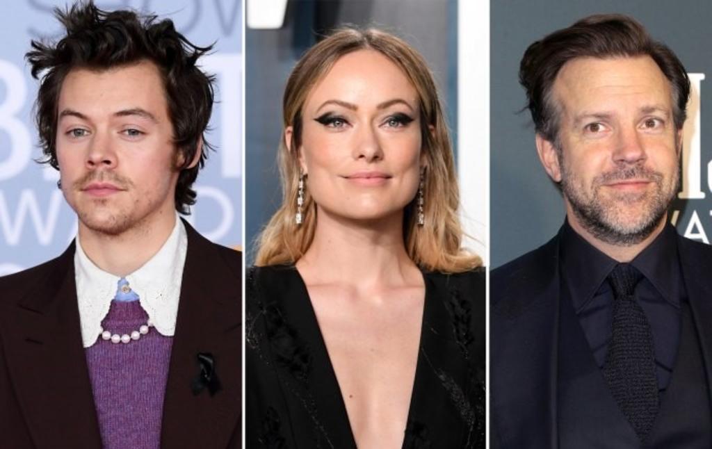Culpan a Harry Styles de la separación de Olivia Wilde y Jason Sudeikis