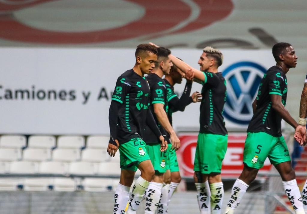 Sporting de Portugal estaría interesado en jugador de Santos Laguna