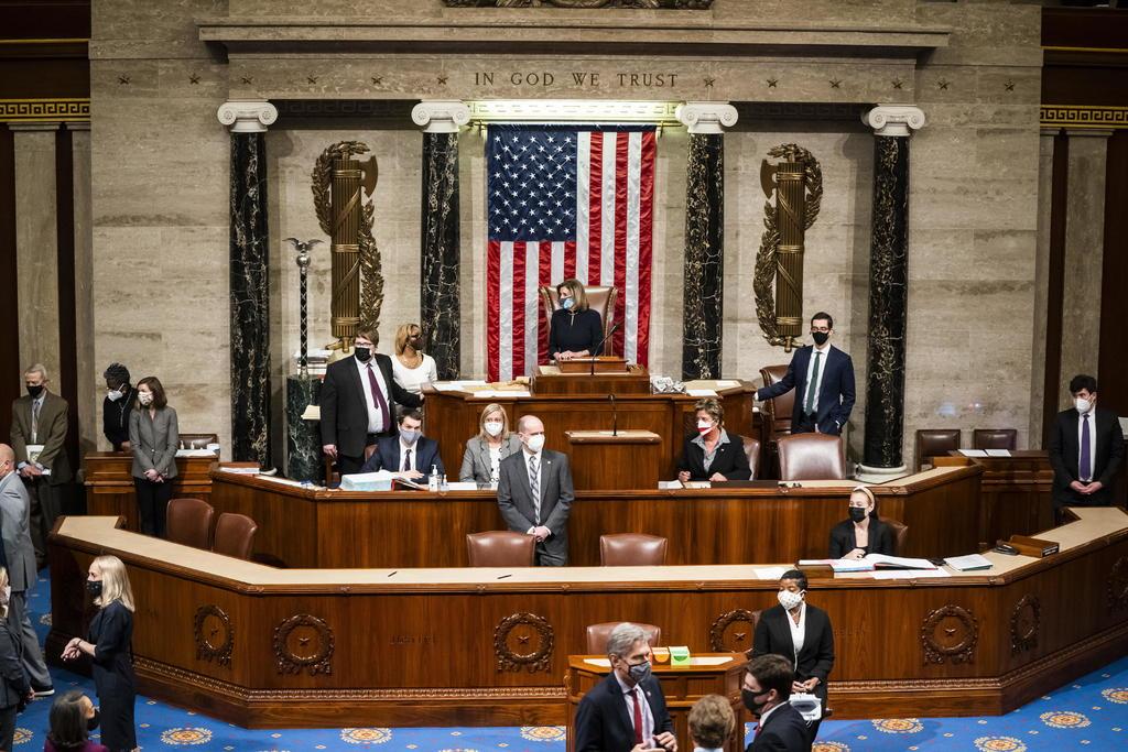 ¿Qué sigue tras la aprobación del segundo ''impeachment' contra Trump?