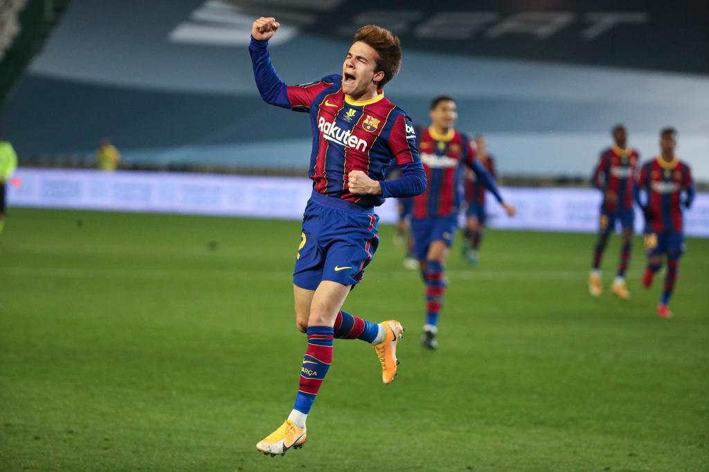 Pese ausencia de Messi, Barcelona triunfa por penales y es finalista de la Supercopa