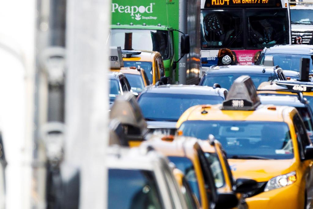 Sube número de muertes por accidentes viales en EUA pese a confinamientos