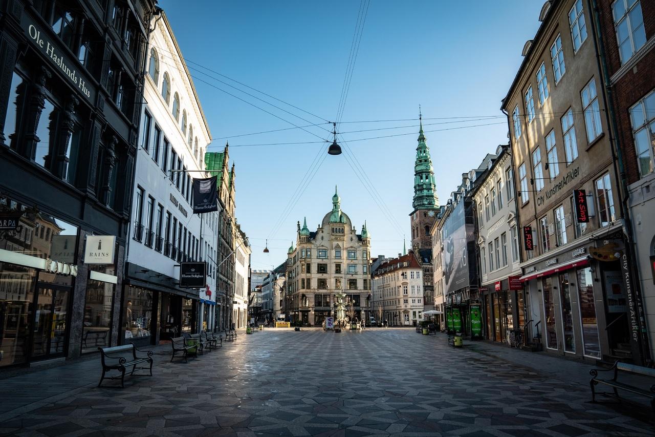 Dinamarca prolonga al 7 de febrero el cierre de la actividad económica