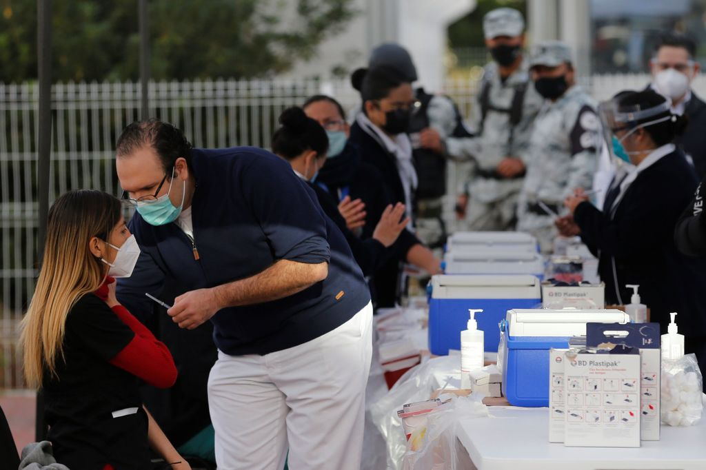 'Faltó por distribuirse 6 % de vacunas'
