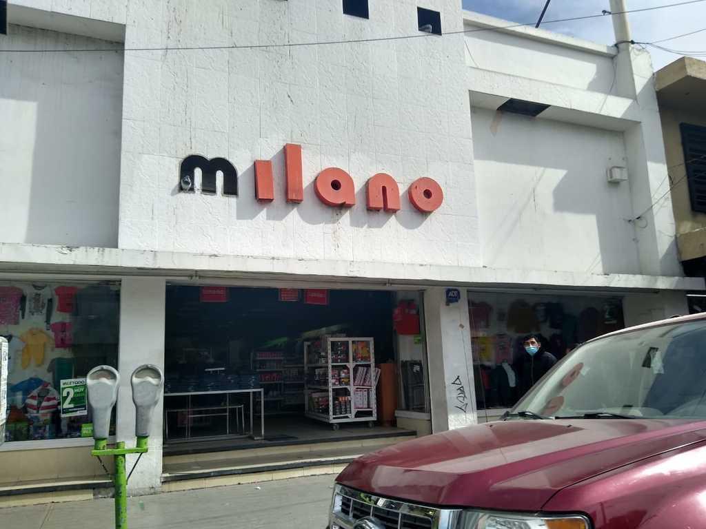Abren boquete y se llevan 50 mil pesos de tienda de ropa en Gómez Palacio