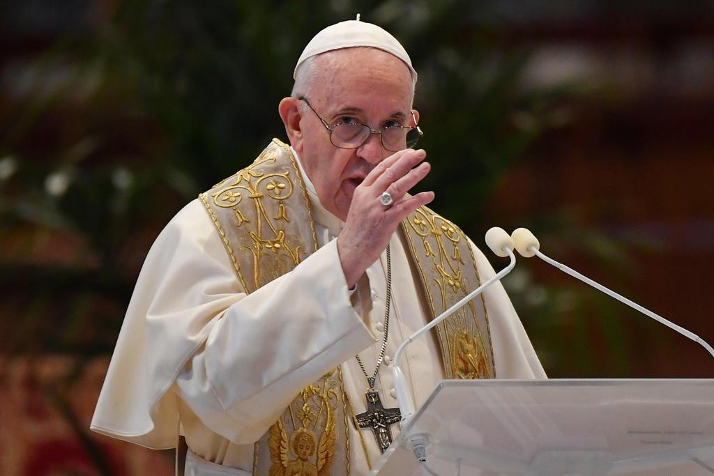 Papa Francisco ya fue vacunado contra el COVID-19, confirma Vaticano