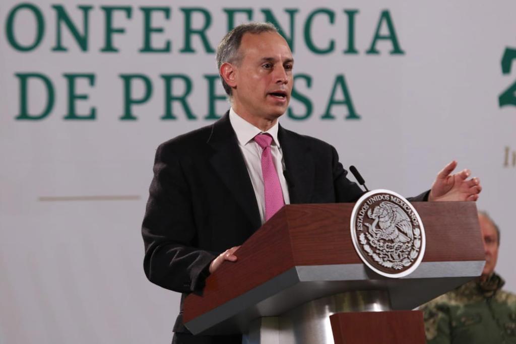 'López-Gatell es cliente de Televisa', acusa AMLO