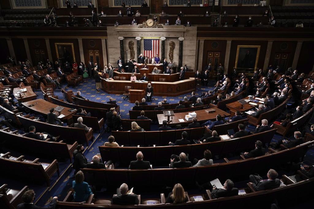 Atención del juicio político a Trump se enfoca en el Senado de EUA