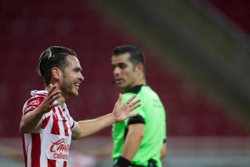 Jesús Angulo confía en que Chivas se supere a si mismo en el Clausura 2021