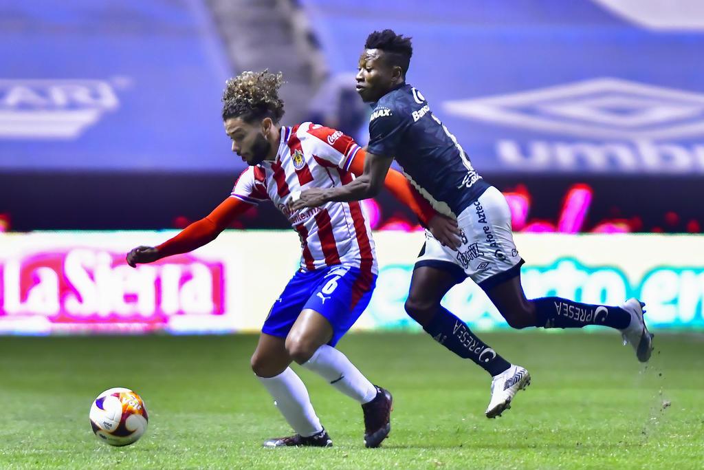 Aboagye espera que su paso por el Puebla en el Clausura 2021 lo impulse a la selección de Ghana