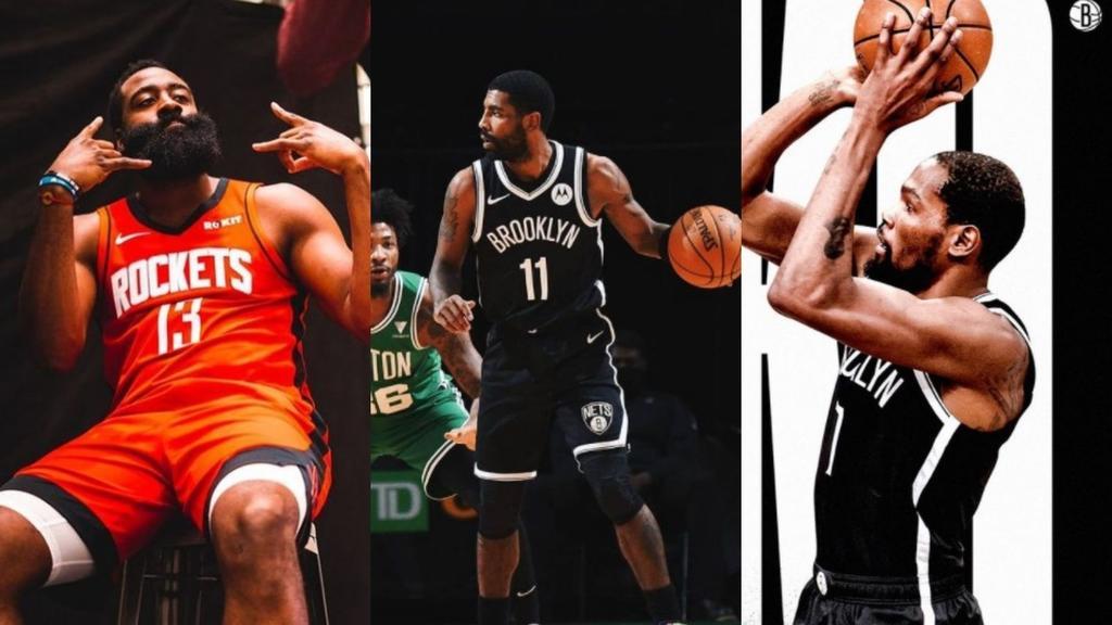 ¿Podrán los Nets funcionar con su trío de lujo?