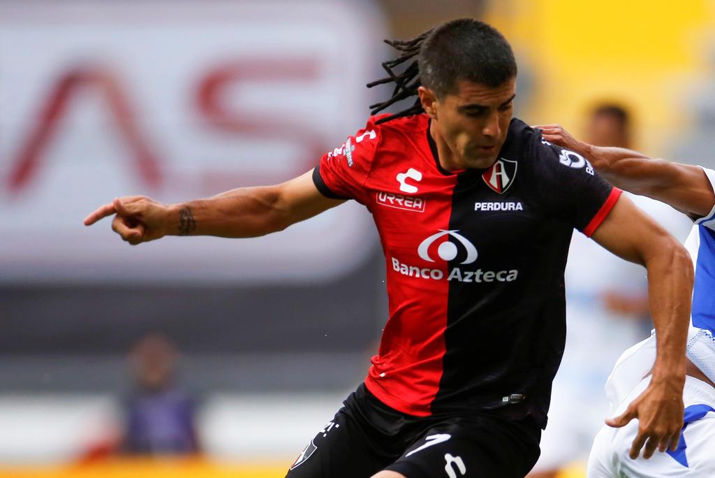 Ignacio Malcorra dice que Atlas está 'molesto' por el arranque de torneo que tuvieron