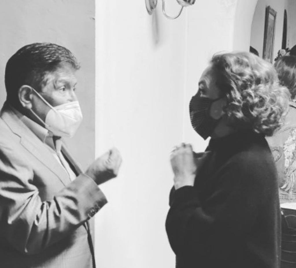Juan Osorio se siente inseguro tras haber padecido COVID-19
