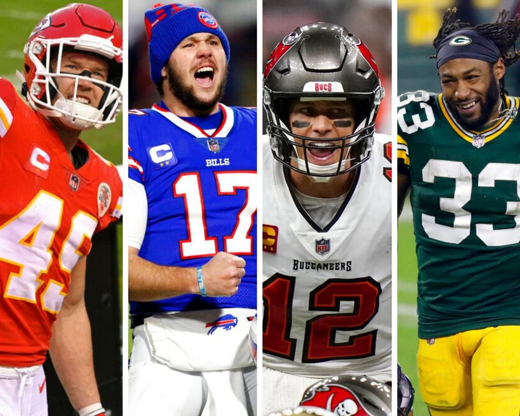 NFL Playoffs 2021: definidas las finales de conferencia