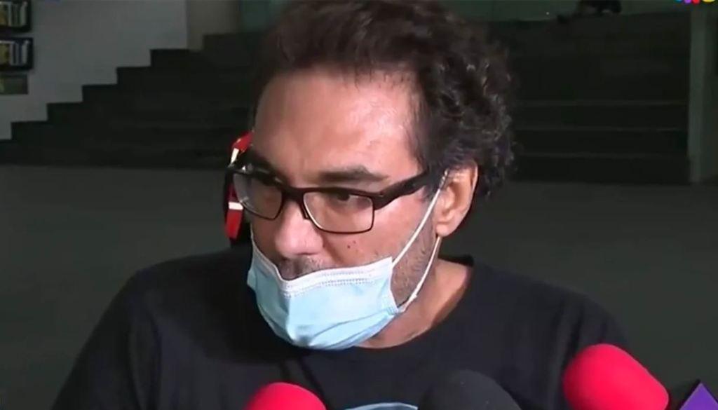 Eduardo Yáñez, en nueva polémica