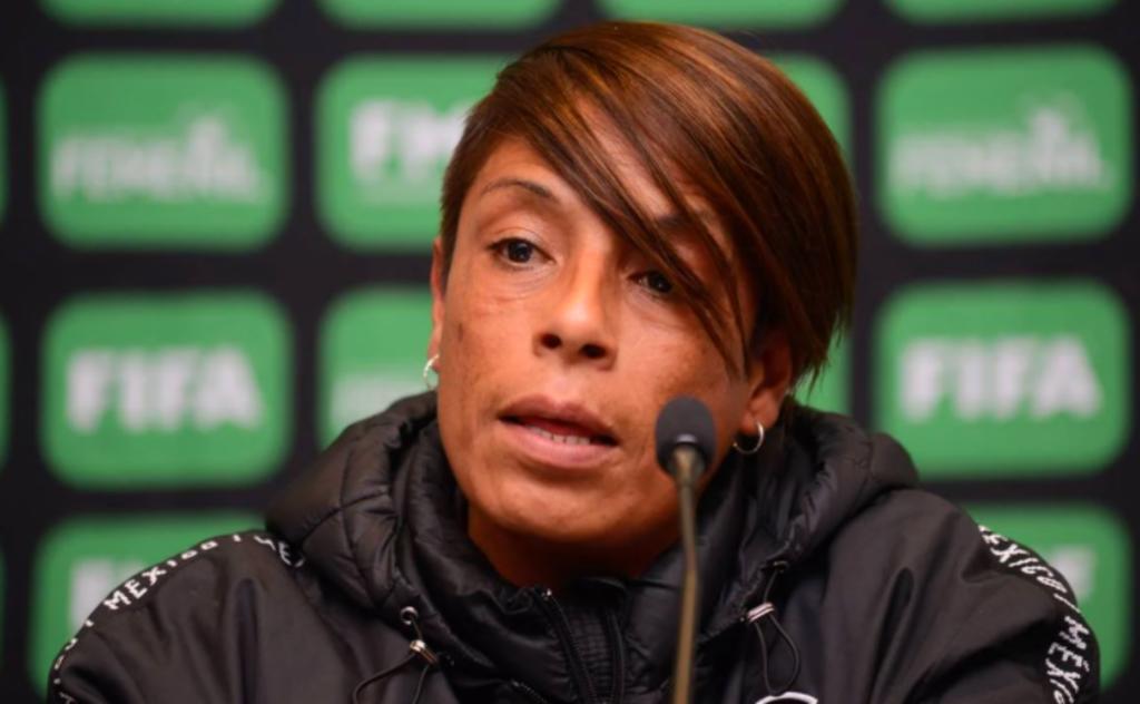 Maribel Domínguez es la técnica de la Selección Sub 20 Femenil