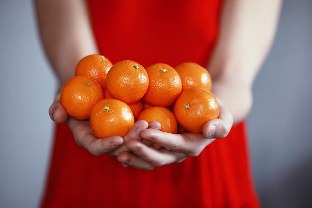 Razones para comer mandarina diariamente
