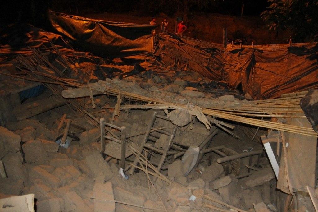 Apoyará Argentina con viviendas tras sismo
