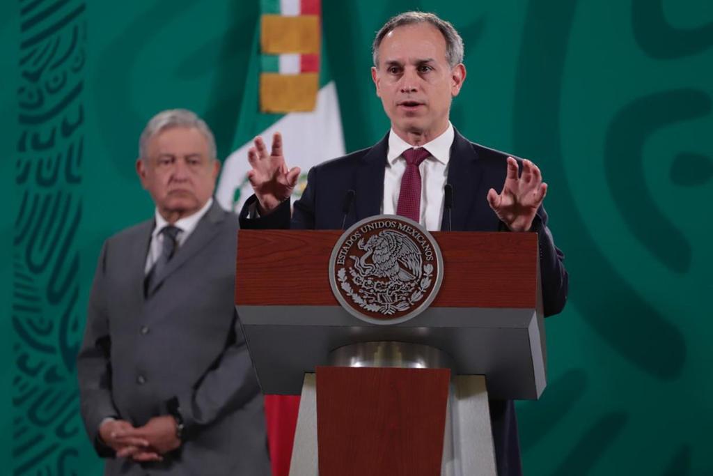 'Confusión', oficio del Hospital General de Torreón sobre segunda dosis: López-Gatell