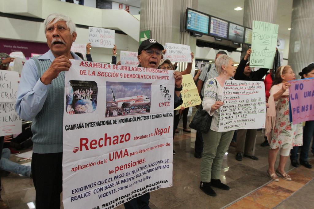 México, rezagado en sistema de pensiones