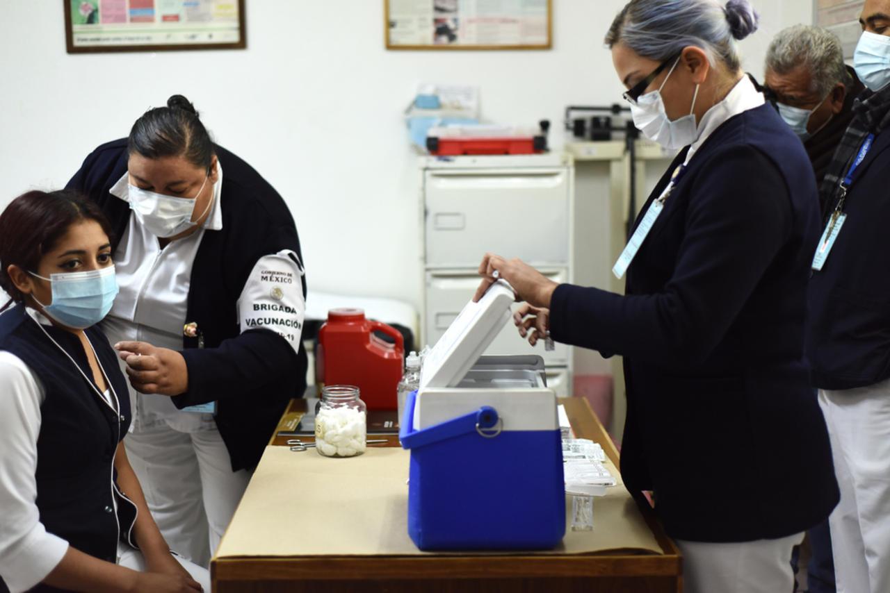 Esta tarde llega la segunda remesa de vacunas anti Covid a Durango