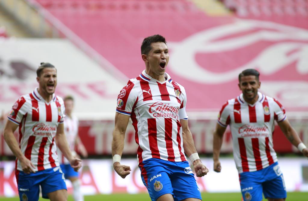 Chivas enfrentará a San Luis en busca de su primer triunfo del Guardianes 2021