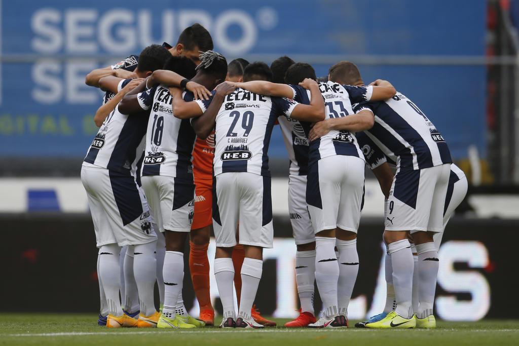 Rayados aplazan partidos de la Jornada 3 y 4 tras presentar 19 contagios de COVID