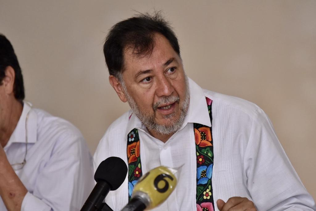 Avalan sanción a Fernández Noroña; deberá disculaparse con diputada