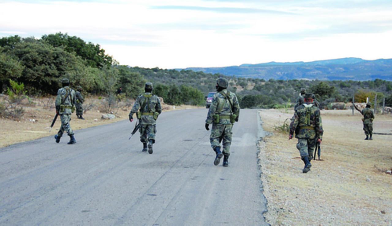 Presunta emboscada en Santiago Papasquiaro habría dejado al menos dos muertos