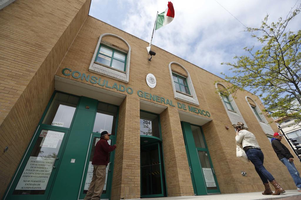 Dialogará México sobre cese de empleados consulares en EUA