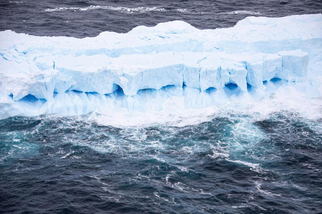 La pérdida mundial de hielo se acelera, según un estudio