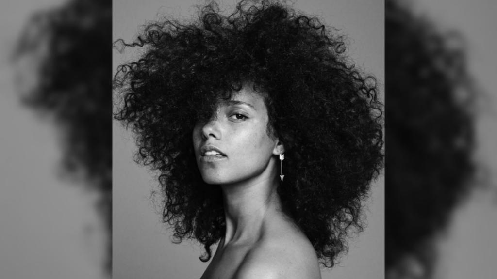 Alicia Keys desmaquilla los problemas de las mujeres