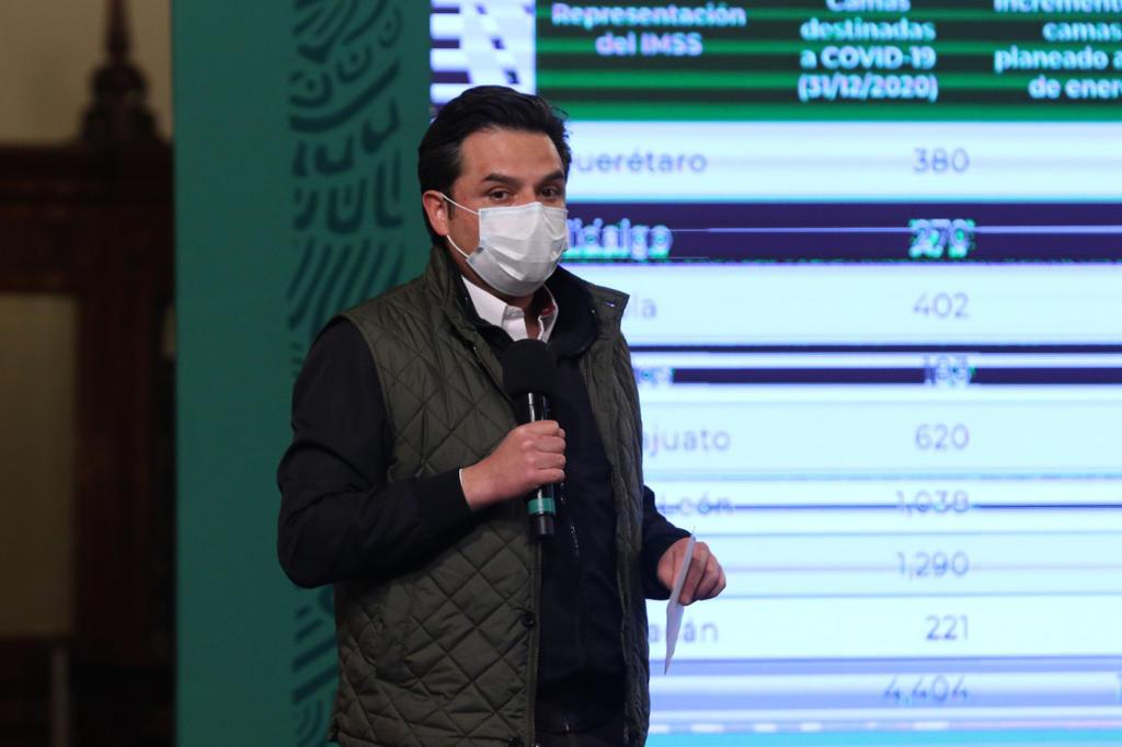 Avanza aplicación de segundas dosis en México; van 28 mil 715