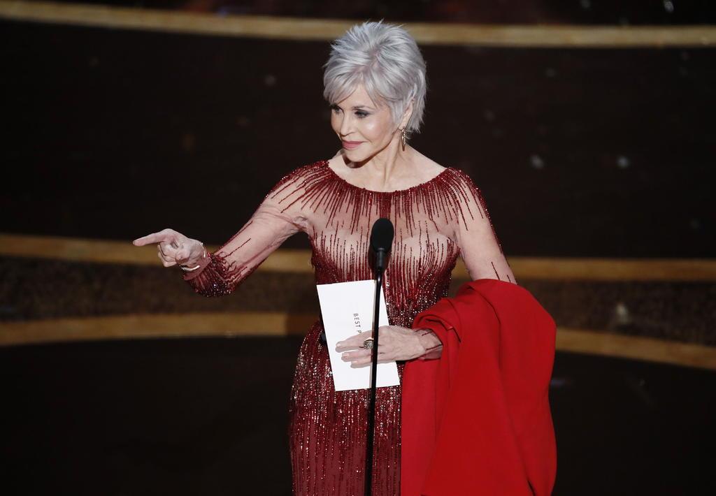 Honrarán a Jane Fonda con el Cecil B. DeMille en los Globos de Oro