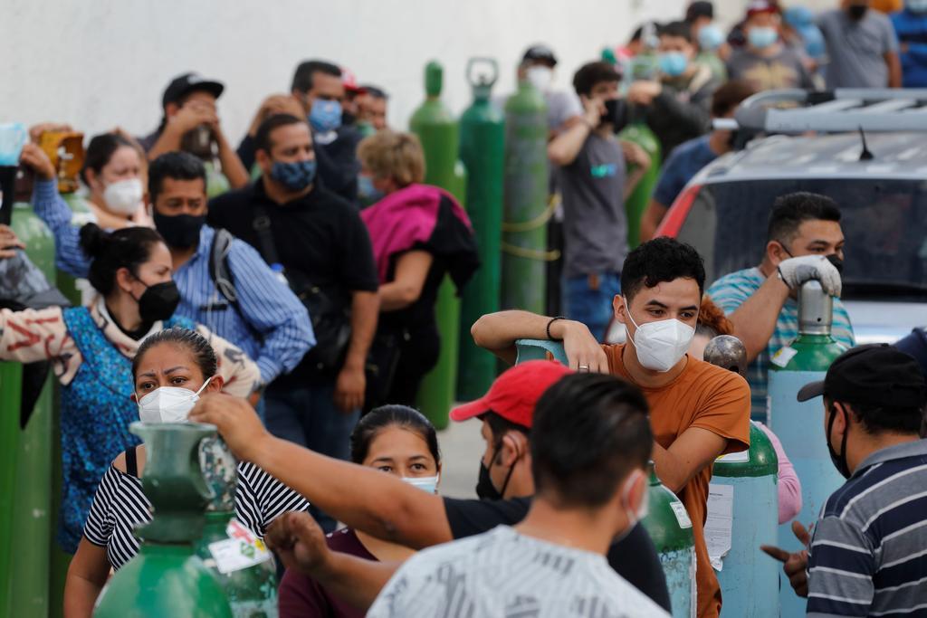 Ránking sitúa a México como el peor país para estar durante la pandemia