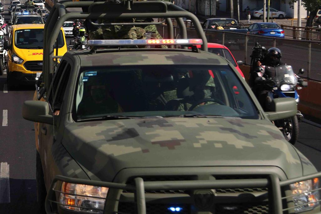 Urge CNDH a acotar tareas del Ejército