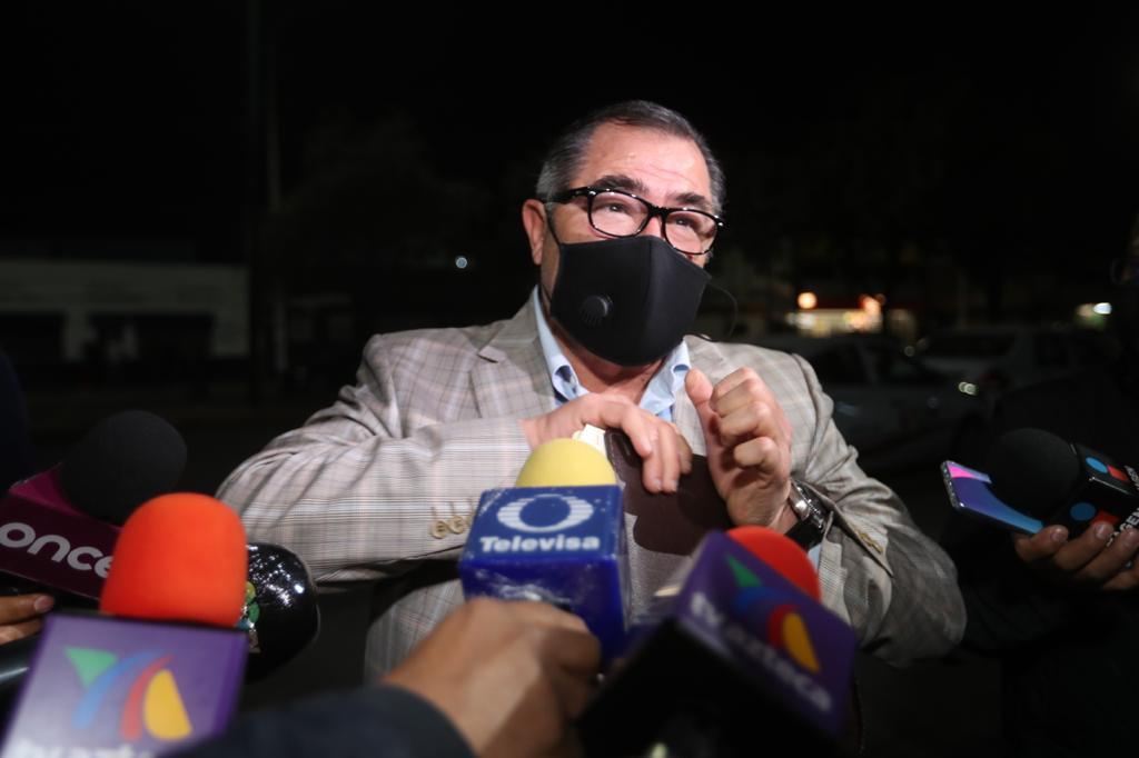 Asegura abogado de Ancira que empresario pagó fianza para suspender aprehensión