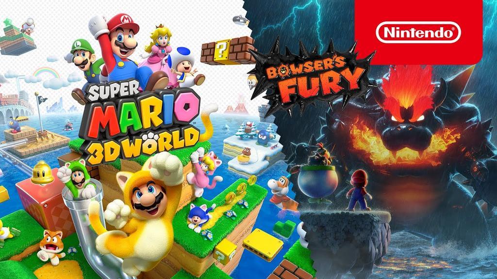 'Super Mario 3D World' llega a Switch renovado con modo multijugador