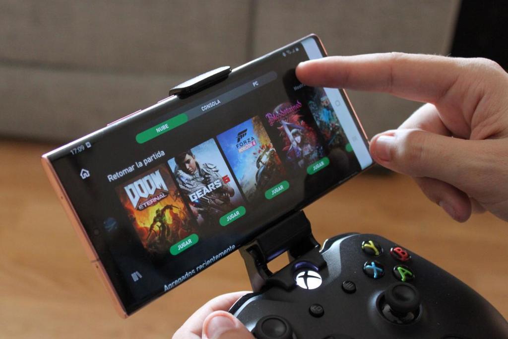 Llega la versión web de xCloud para los juegos de Xbox en la nube