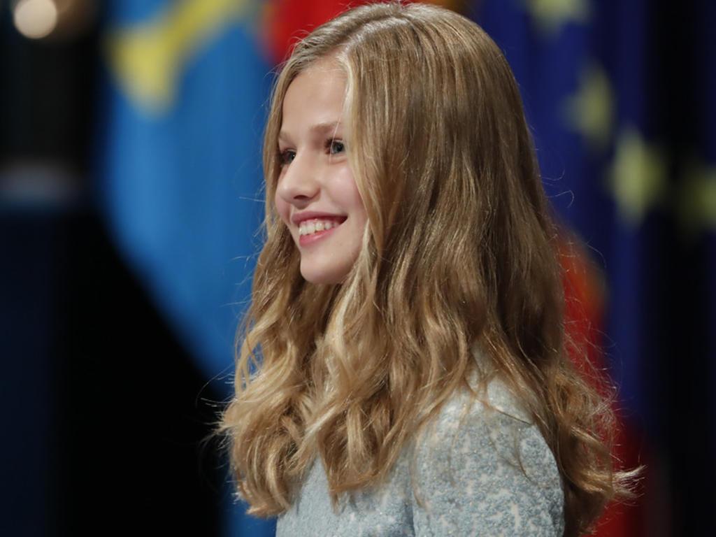 Leonor de Borbón cursará el bachillerato en internado de 76 mil euros