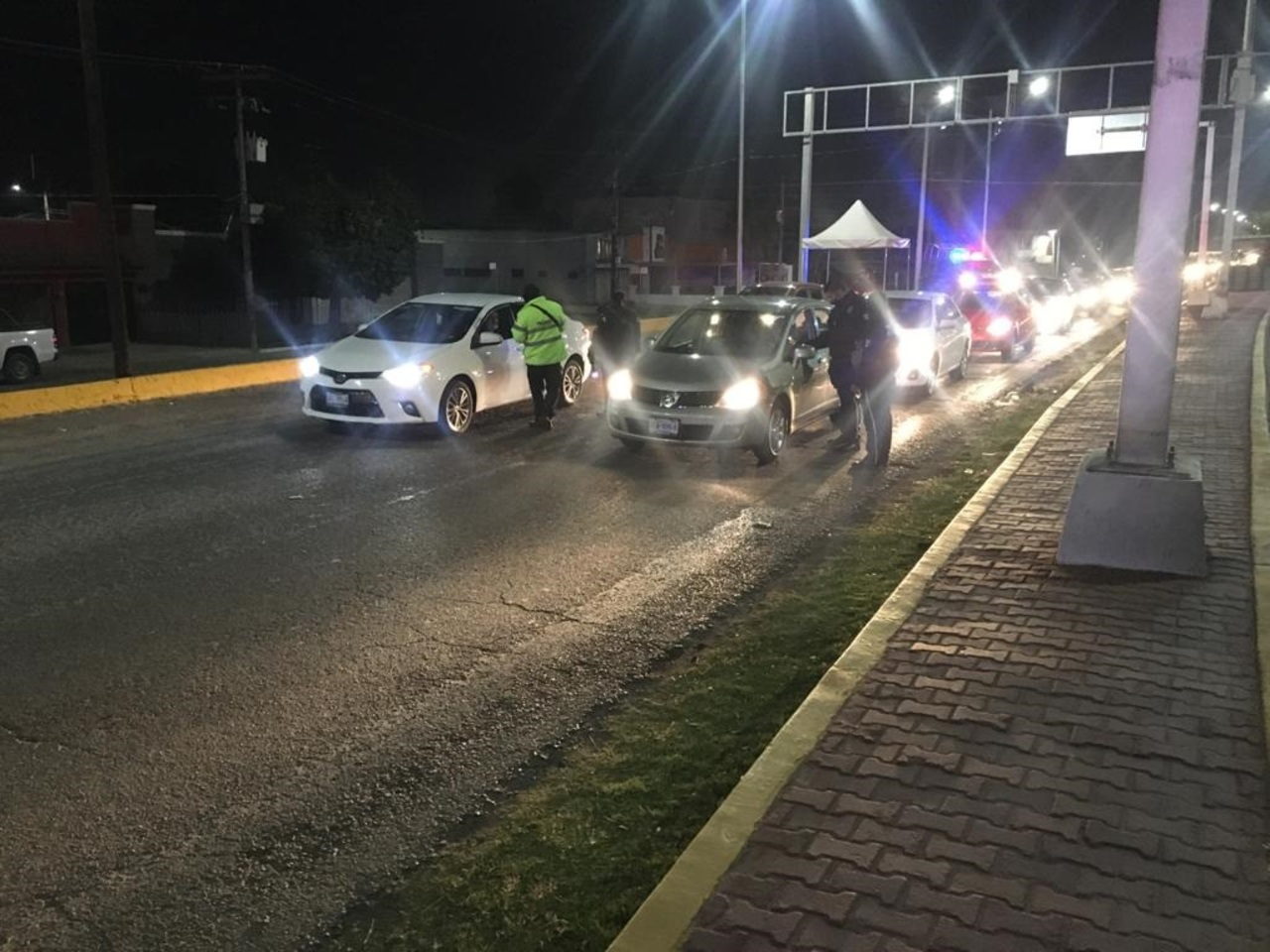 En Gómez Palacio detienen a 16 por conducir alcoholizados