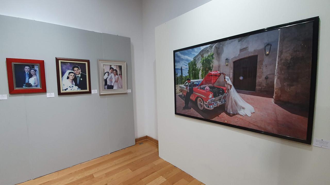 Museo de la Ciudad repasa la 'fotografía de boda'
