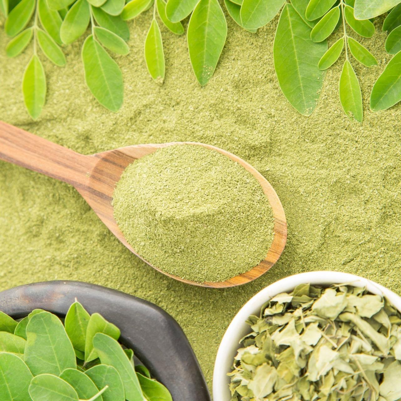Moringa, rica en antioxidantes
