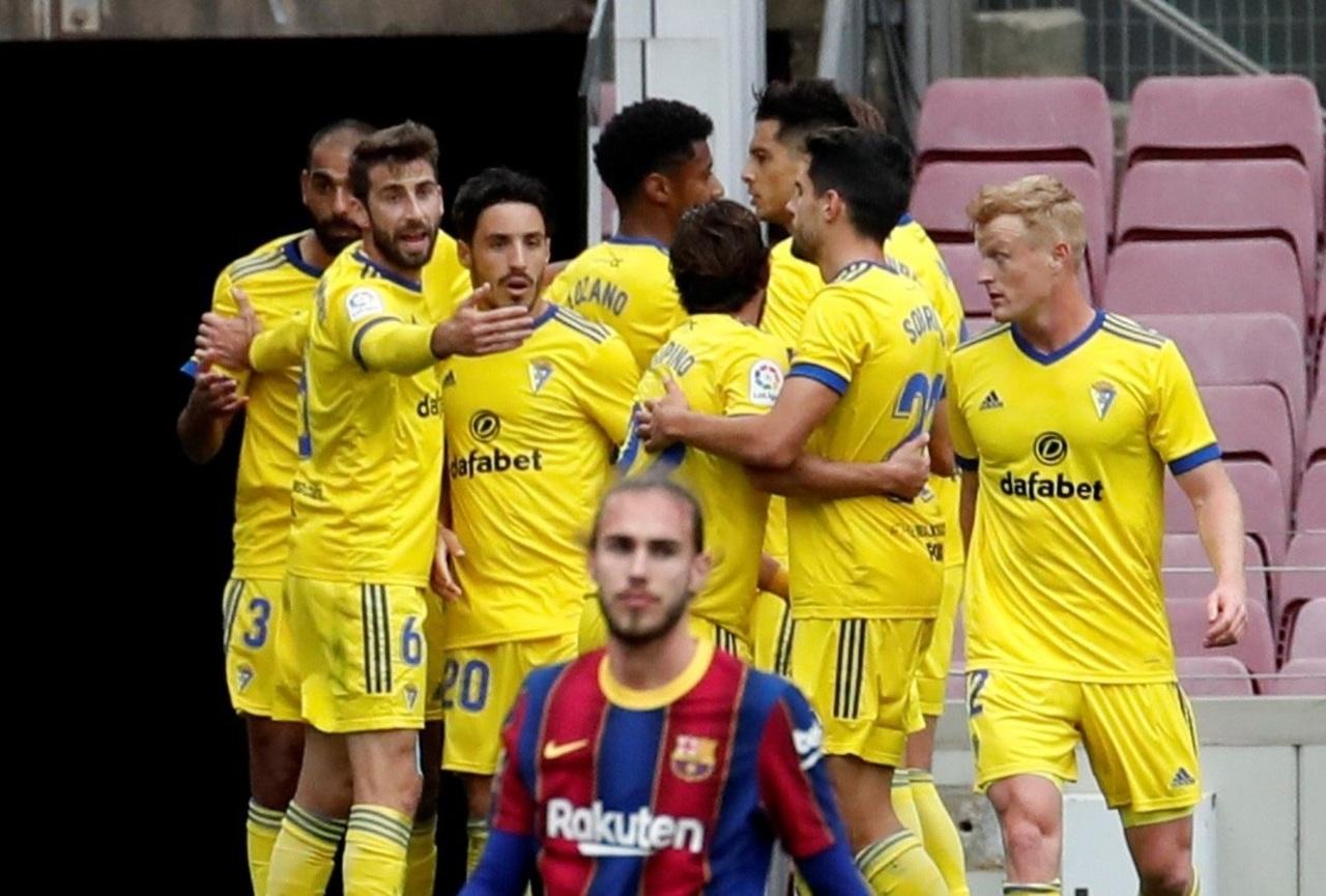 Barcelona sigue en decadencia