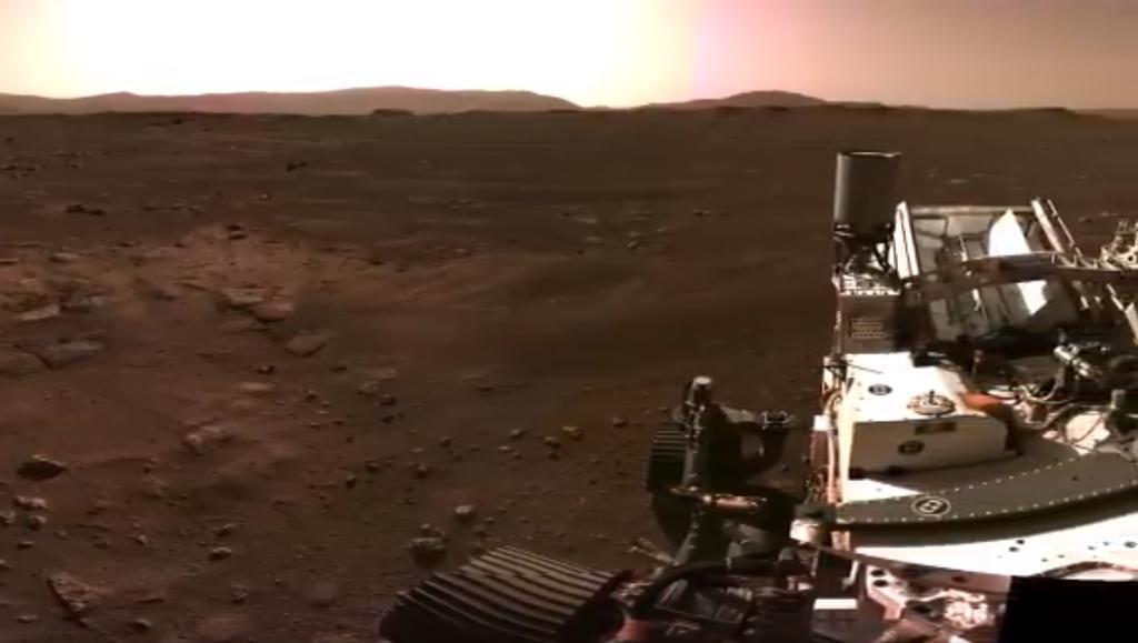 La NASA comparte los sonidos de Marte captados por el róver Perseverance
