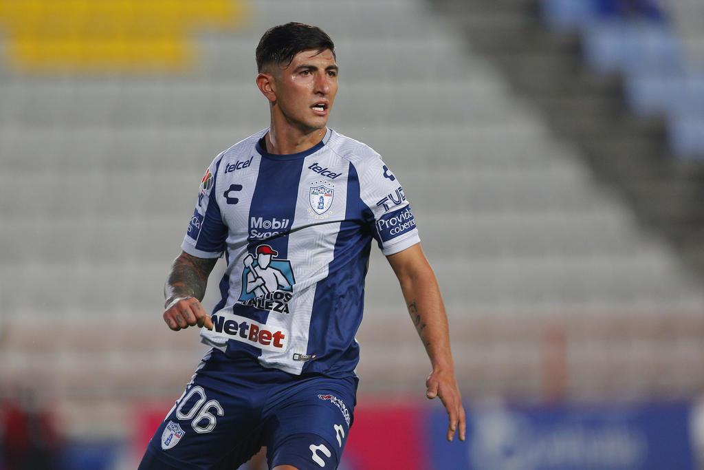 Víctor Guzmán es baja 12 semanas para Club Pachuca